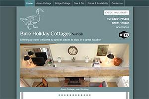 Bure Holiday Cottages, Norfolk