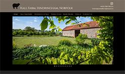 Hindringham Hall Farm, Luxury Accommodation in North Norfolk