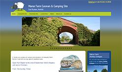 Manor Farm Caravan & Camping Site