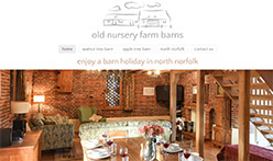 Old Nursery Farm Barns Holiday Accommodation, Norfolk