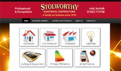 Stolworthy Electrical Contractors, Norfolk