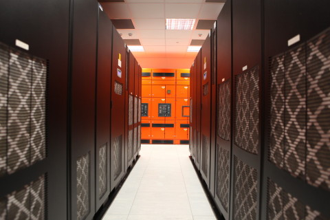 Website hosting services (the Gyron Data Centre)
